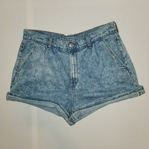 Anerican Eagle Mom Shorts
